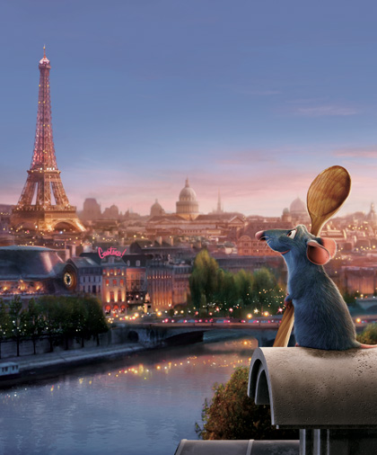 Ratatouille coloring pages on Coloring-Book.info | 506x420